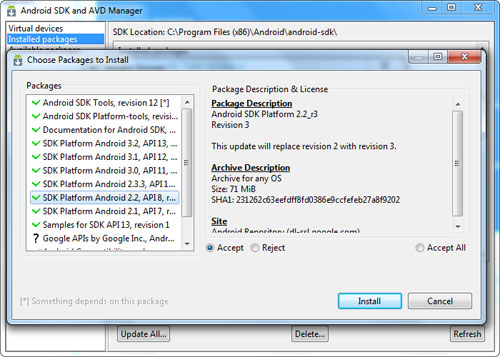 Приложение для Android на HTML+CSS+JS с помощью PhoneGap