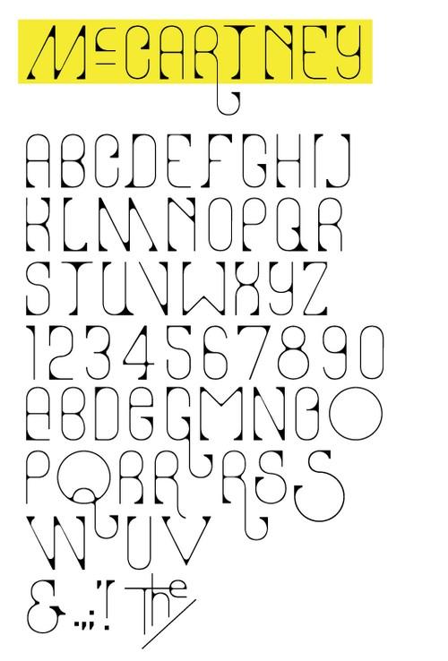 Daniel Cassaro, леттеринг, типографика