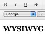 Обзор бесплатных WYSIWYG редакторов