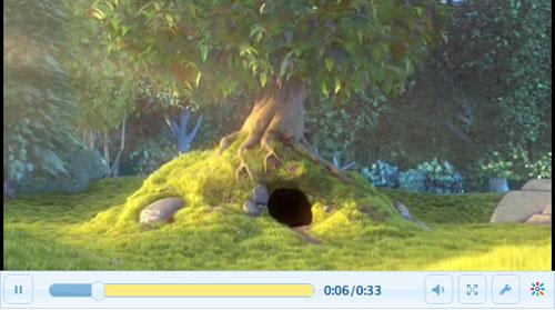 HTML5 видеоплеер: Kaltura