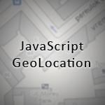 JavaScript GeoLocation