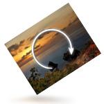 Анимированное вращение фотографий с JavaScript
