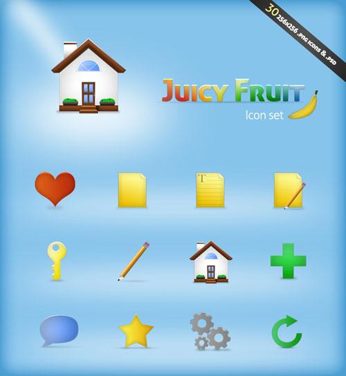 Бесплатные иконки Джусифрут