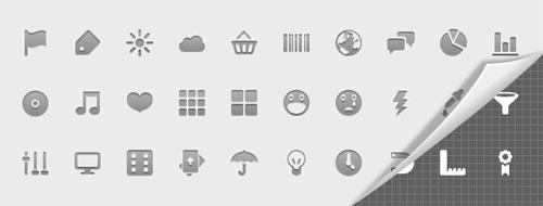 Бесплатный набор иконок для разработчиков под Андроид
