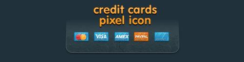 Веб-иконки кредитных карт