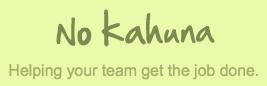 Управление проектами - No Kahuna