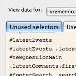 Инструменты для нахождения неиспользуемых CSS стилей