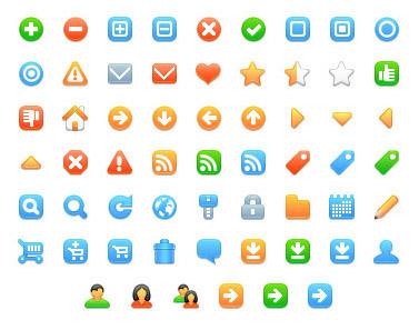 бесплатные иконки для веб-разработчика
